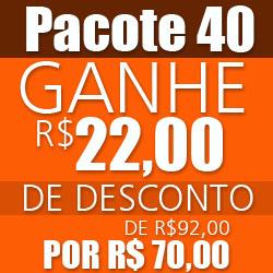 Pacote 40