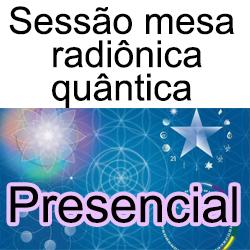 Mesa radionica quântica presencial