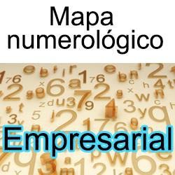 Mapa numerológico empresarial